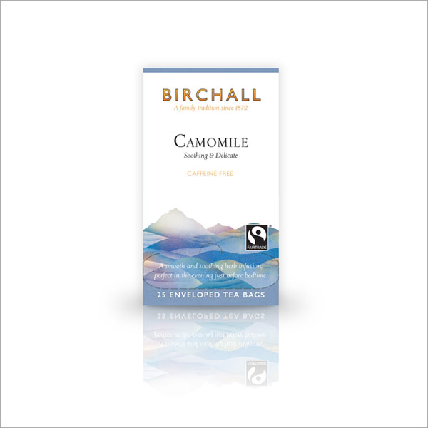 Birchall Camomile Tagged & Enveloped