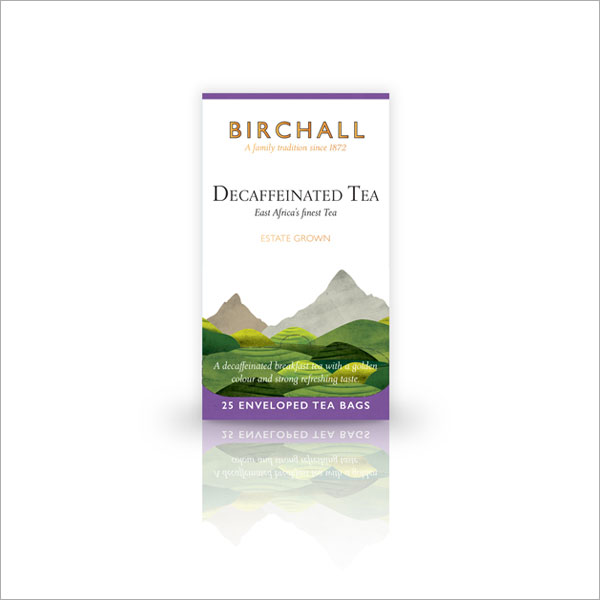 Birchall Decaf Tagged & Enveloped