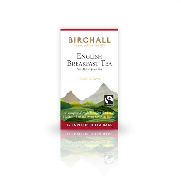 Birchall English Breakfast Tagged & Enveloped