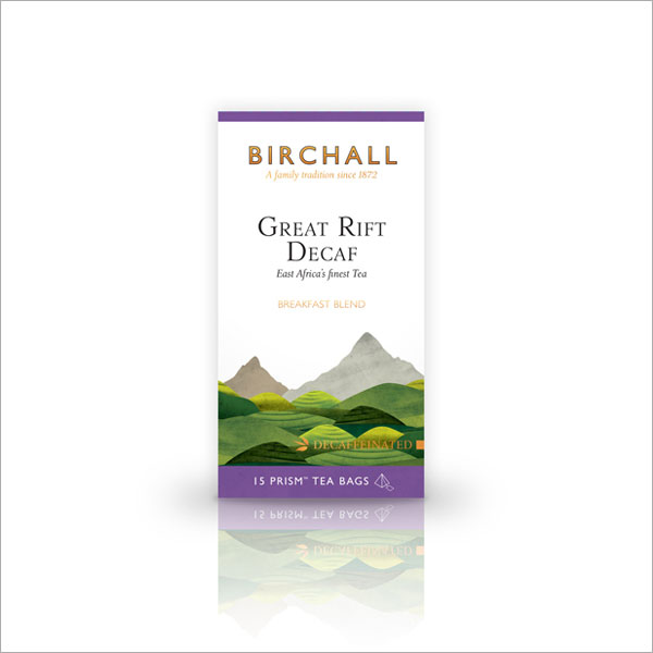 Birchall Great Rift Decaf Prism Tea