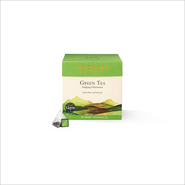 Birchall Green Prism Tea