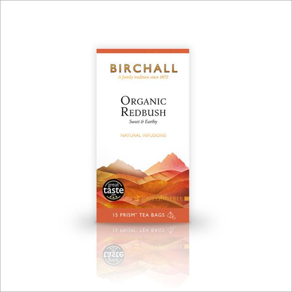 Birchall Organic Redbush Prism Tea