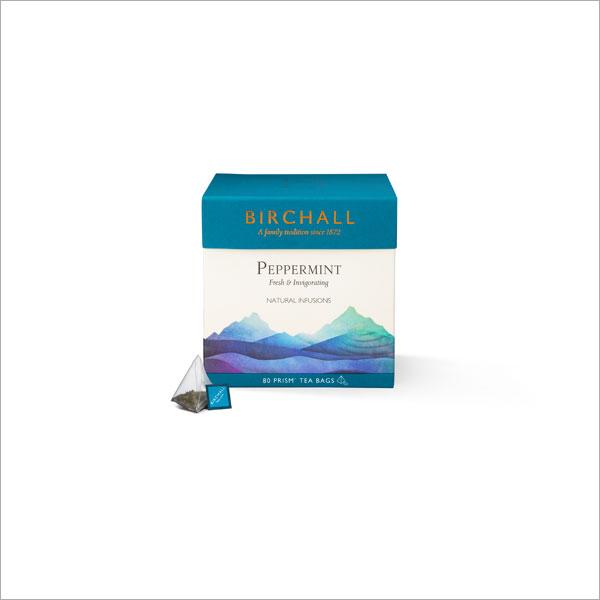 Birchall Peppermint Prism Tea
