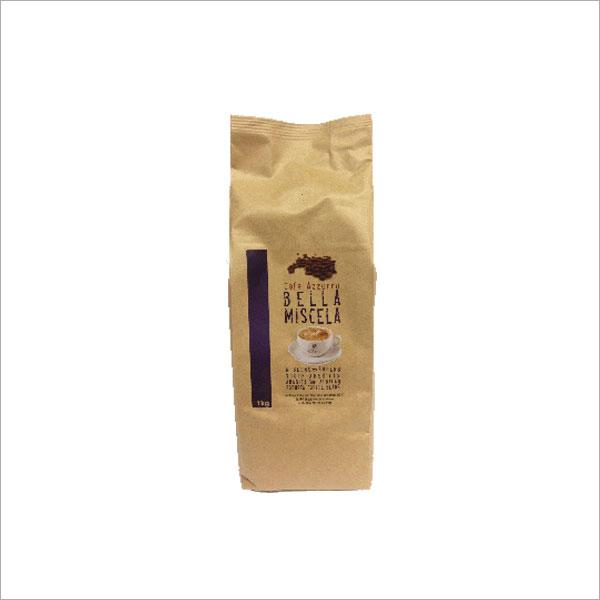 Cafe Azzurro Bella Miscela Coffee Beans (B285)