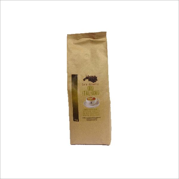 Cafe Azzurro Oro Italiano Espresso Coffee