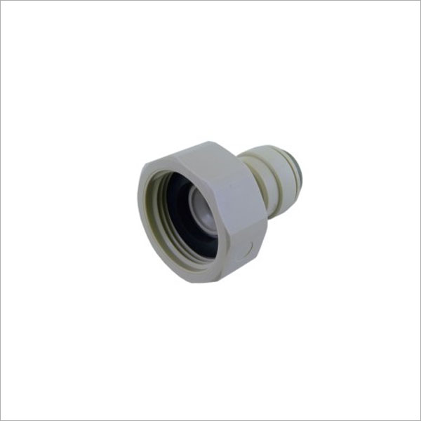 FEMALE ADAPTOR 3/8 PF x 3/4 F BSP