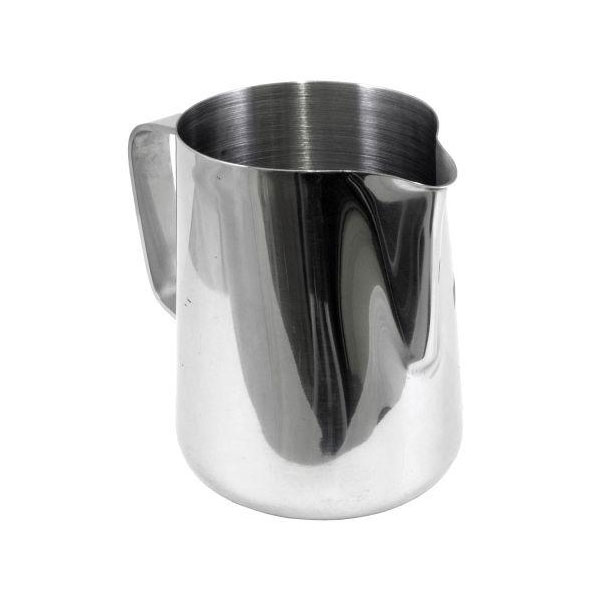 Milk Foaming Jug 0.6 litre (Straight Sides)