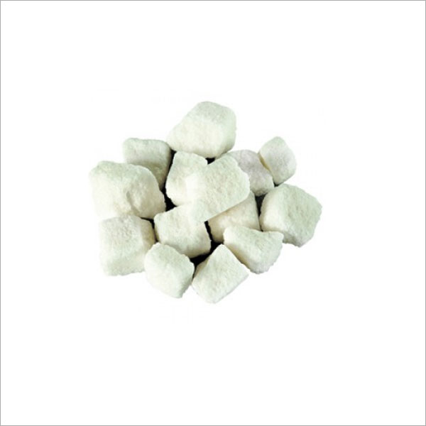 Rough Cut Sugar Cubes - White