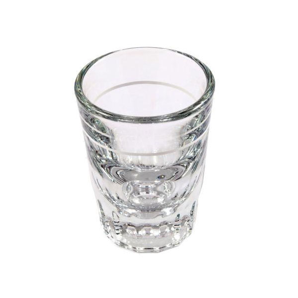 Shot Glass 2oz Lined