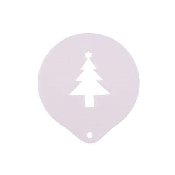 Stencil - Christmas Tree