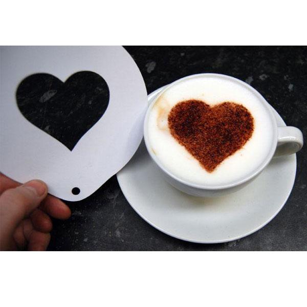 Stencil - Heart