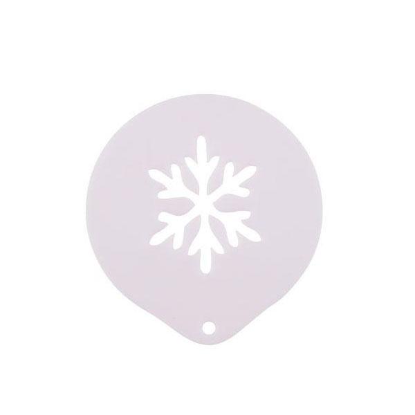 Stencil - Snowflake