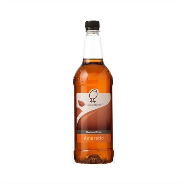 Sweetbird Amaretto Syrup