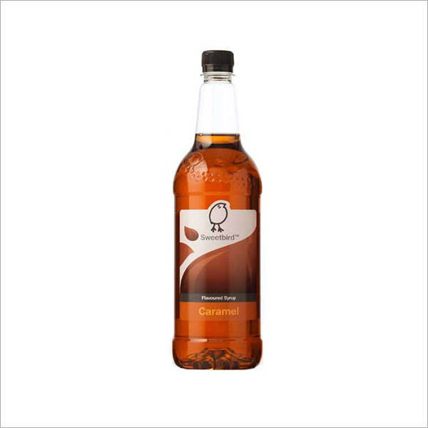 Sweetbird Caramel Syrup