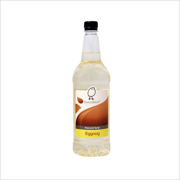 Sweetbird Eggnog Syrup