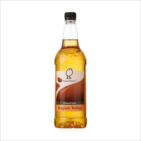 Sweetbird English Toffee Syrup