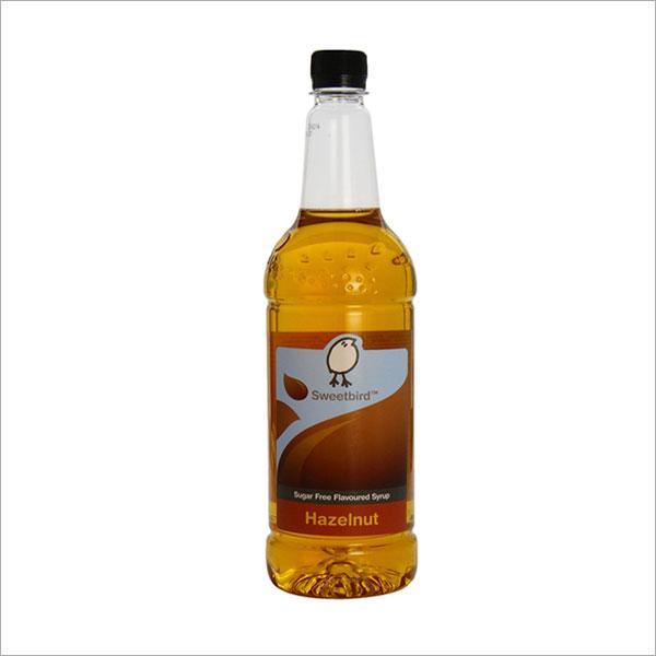 Sweetbird Hazelnut - Sugar Free Syrup