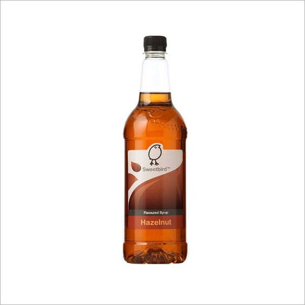 Sweetbird Hazelnut Syrup