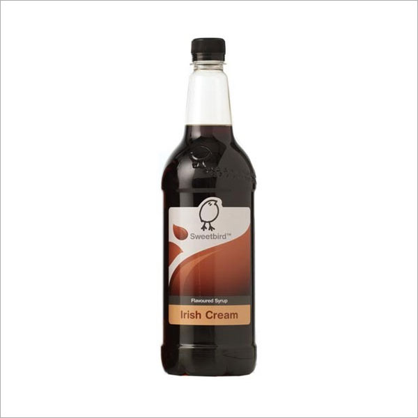 Sweetbird Irish Cream Syrup