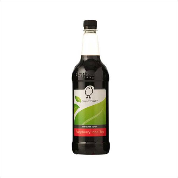 Sweetbird Raspberry Iced Tea Syrup