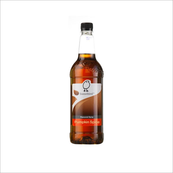 Sweetbird Salted Caramel Syrup