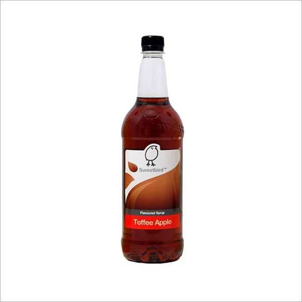 Sweetbird Toffee Apple Syrup