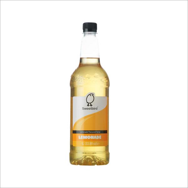 Sweetbird Traditional Lemonade Syrup