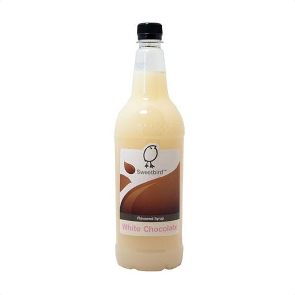 Sweetbird White Chocolate Syrup