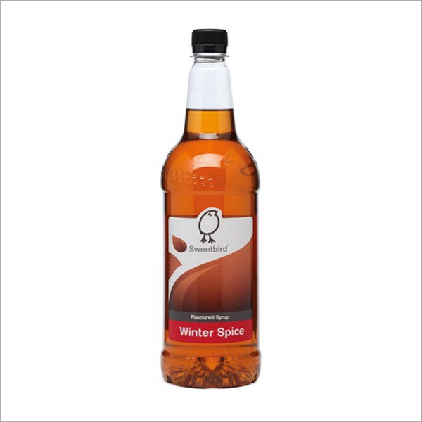 Sweetbird Winter Spice Syrup