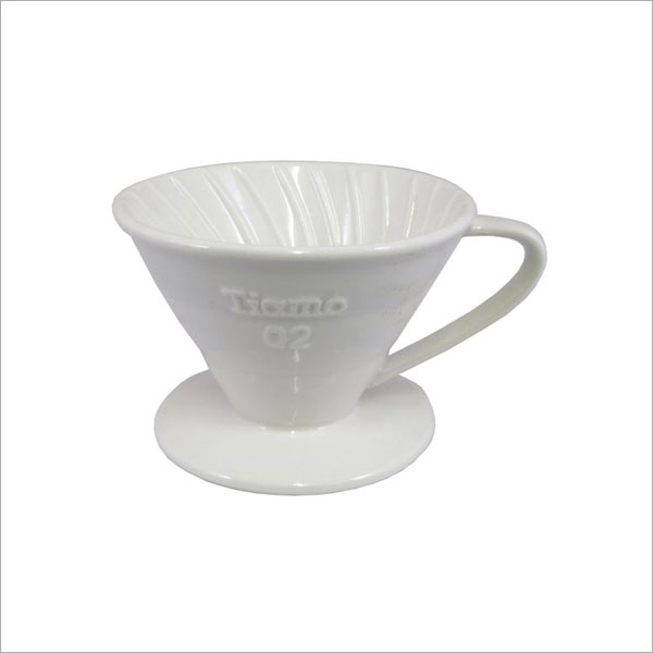 TIAMO FILTER V02 CERAMIC WHITE