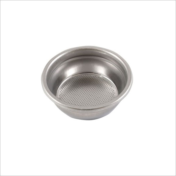 16 Grm Double Filter Basket - External Brim