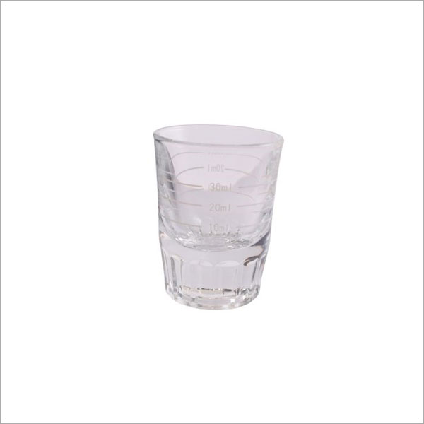 Shot Glass 2oz Lined 10/20/30ml (Pack Of 6)