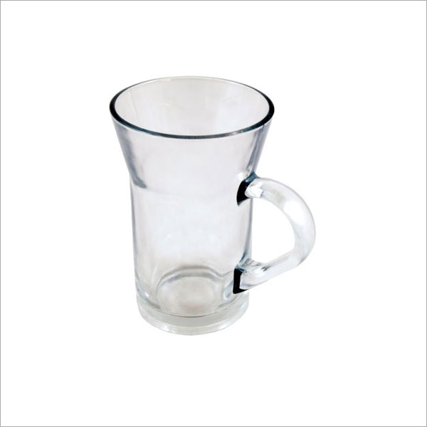 TAZZA LATTE GLASS 8OZ (BOX OF 6)