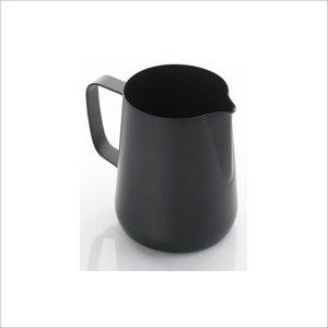 1 Litre Teflon Foaming Jug - Black