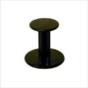 Coffee Tamper Black Plastic 48/57mm