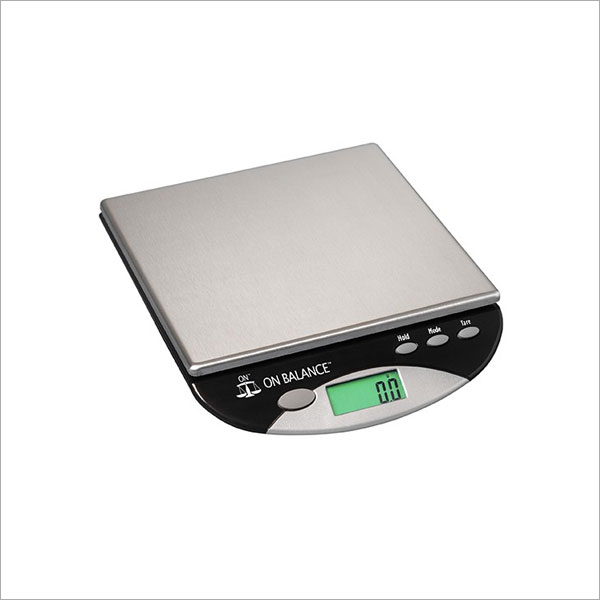 On Balance Compact Bench Scales 3000 X 0.1g