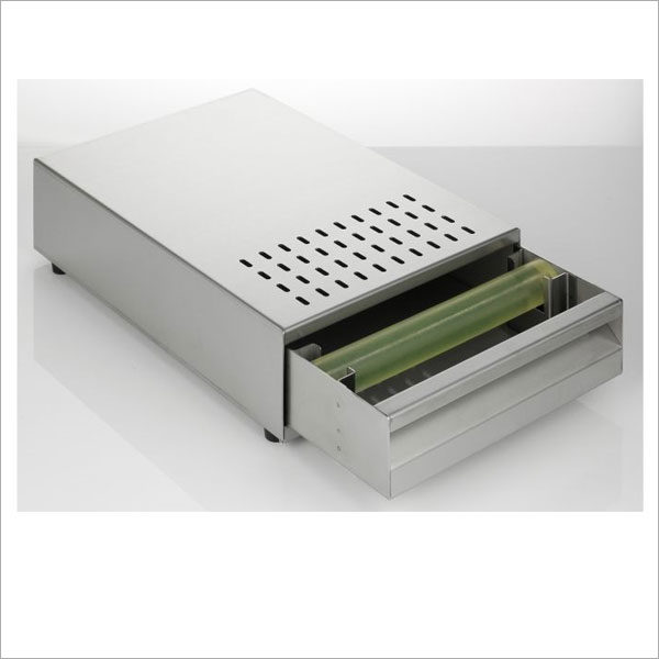 Premium Drawer For Coffee Grounds - Stainless Steel