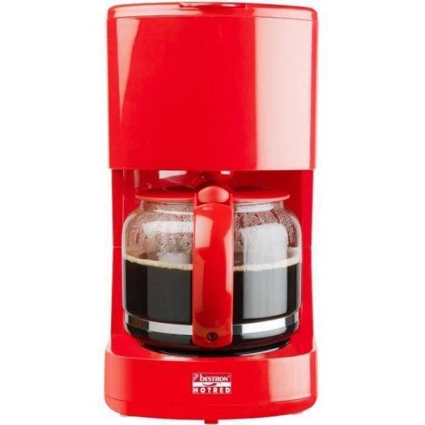 BESTRON ACM300HR Filter coffee maker - Red