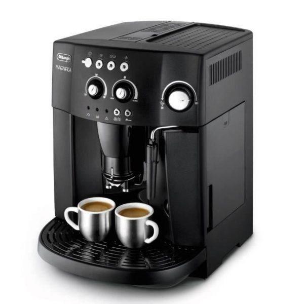 DELONGHI ESAM 4000.B Automatic espresso machine with Magnifica grinder - Black