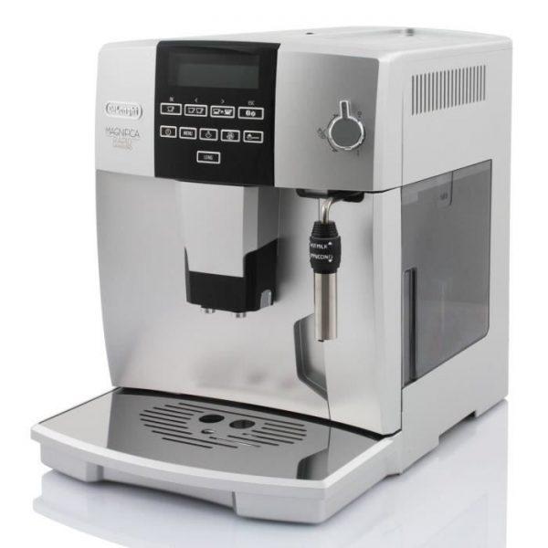 DELONGHI ESAM 04.320.S Automatic espresso machine with Magnifica Rapid Cappuccino grinder - Silver