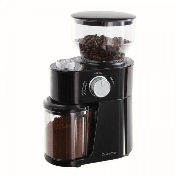 DOMOCLIP DOD158 Electric Coffee Grinder - Black
