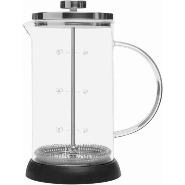 MELITTA Coffee maker with standard piston 9 cups