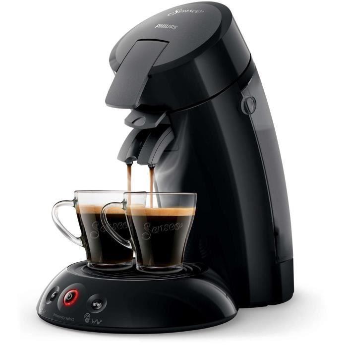 PHILIPS SENSEO Original HD6554 61 Coffee Machine Carbon Black