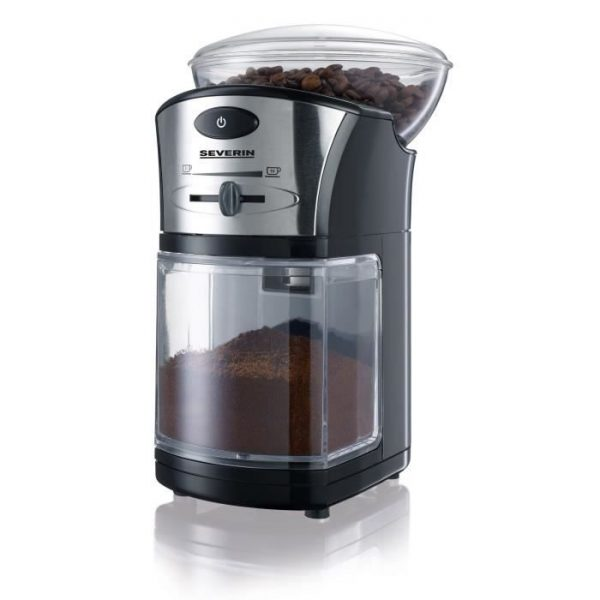 SEVERIN Electric Coffee Grinder - Black