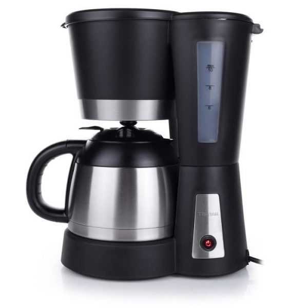TRISTAR CM-1234 Filter coffee maker with insulated jug - Black